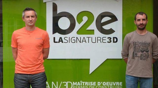 B2E - La signature 3D