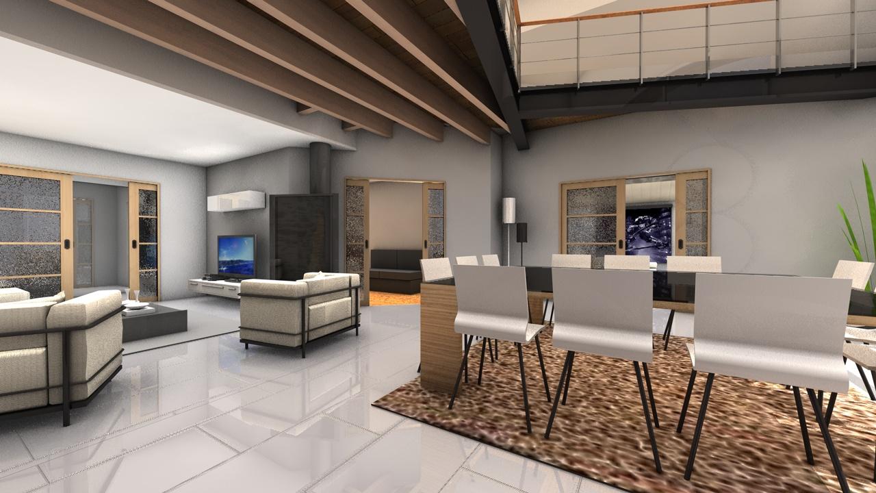 vue int rieure 9 maitre d 39 oeuvre vend e. Black Bedroom Furniture Sets. Home Design Ideas